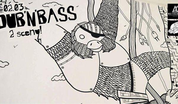 Going. | Dub'n'Bass 2 – Dub X Dnb/Jungle na 2 scenach