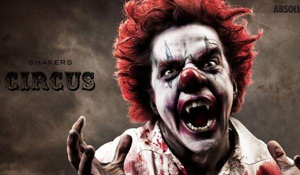 Going. | Halloween: Circus - Shakers Krakow