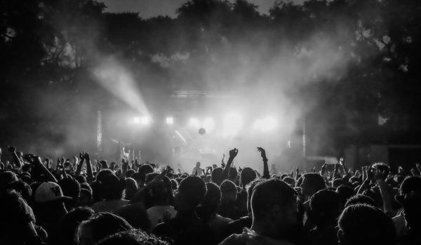 Going. | Koncert 3. Festiwal Kwadrofonik - Dzień 1