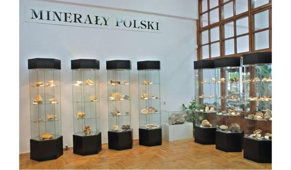 Going. | Wystawy W Muzeum Mineralogicznym - Oddział Muzeum Mineralogicznego Uniwersytetu Wrocławskiego