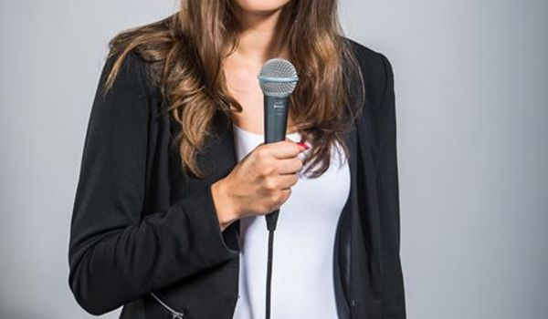 Going.   Stand-up w Bunkrze: Magda Kubicka + OPEN MIC - Bunkier Club