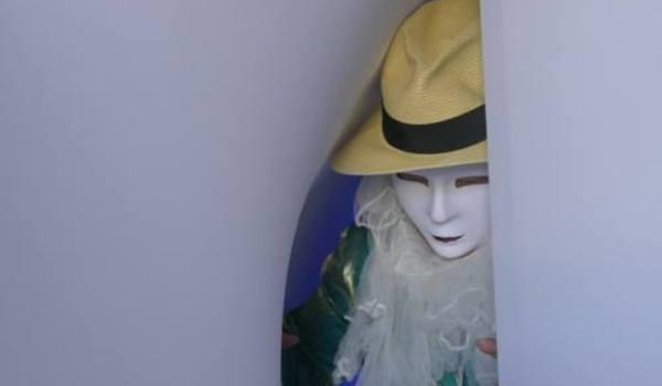 Going.   Tetsuro Fukuhara. Sekret kwiatu - Muzeum Sztuki i Techniki Japońskiej Manggha