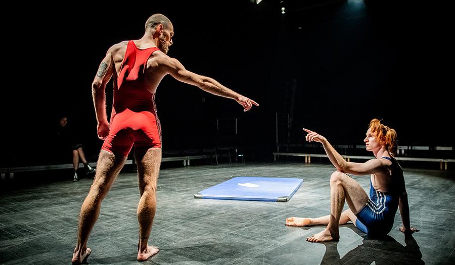 Going. | Bromance, reż. Michał Przybyła, Dominik Więcek - Scena Robocza - Centrum Rezydencji Teatralnej