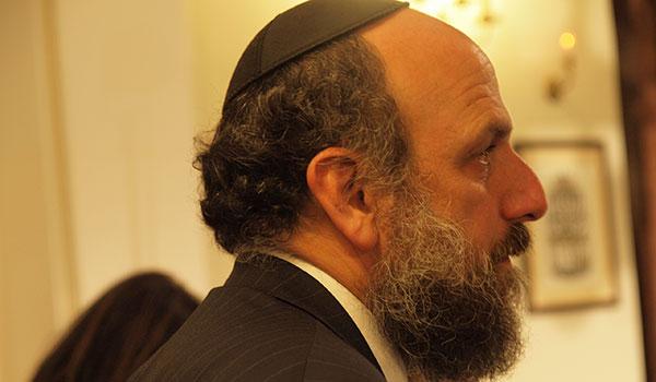 Going. | Spotkanie: rabin Michael Schudrich - Synagoga im. Nożyków